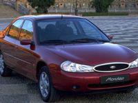 Ford Mondeo, benzinas/dujos, 1998 m.