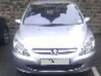 Peugeot 307, Rapier, 2001 m.
