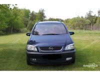 Opel Zafira, 2000 m.