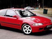 Honda Civic, d15b2mpfi, 1993 m.