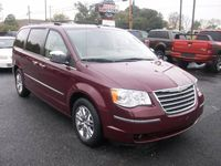 Chrysler Town&Country, Limited, 2008 m.