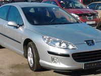 Peugeot 407, hdi, 2004 m.