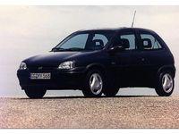 Opel Corsa, 1998 m.