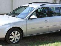 Ford Mondeo, TDDI GHIA, 2001 m.