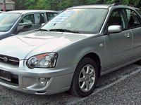 Subaru Impreza, GG, 2003 m.