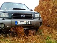 Subaru Forester, XT, 2004 m.