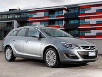 Opel Astra, 2014 m.