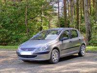 Peugeot 307, HDi, 2002 m.