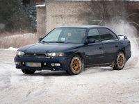 Subaru Legacy, 2.5 + Turbo, 1999 m.