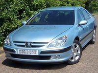 Peugeot 607, 2001 m.