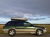 Subaru Outback, 2,5 AT, 1999 m.