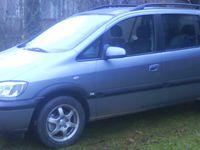 Opel Zafira, 2.2 DTI, 2005 m.