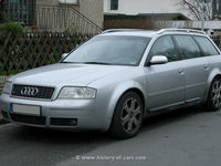 Audi S6, 2000 m.